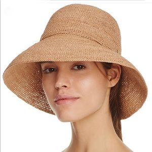 Helen Kaminski Raffia Hat Handmade